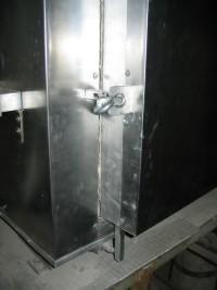 Печь 30 л, запор и концевой выключатель