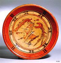 керамика майя
