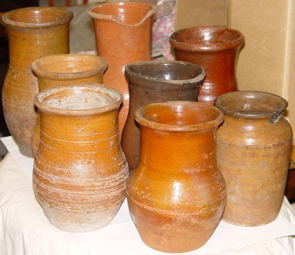 крынка из бердска, керамика, горшки и вазы для цветов