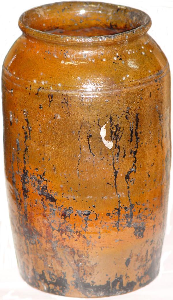 бердская керамика - горшки и вазы